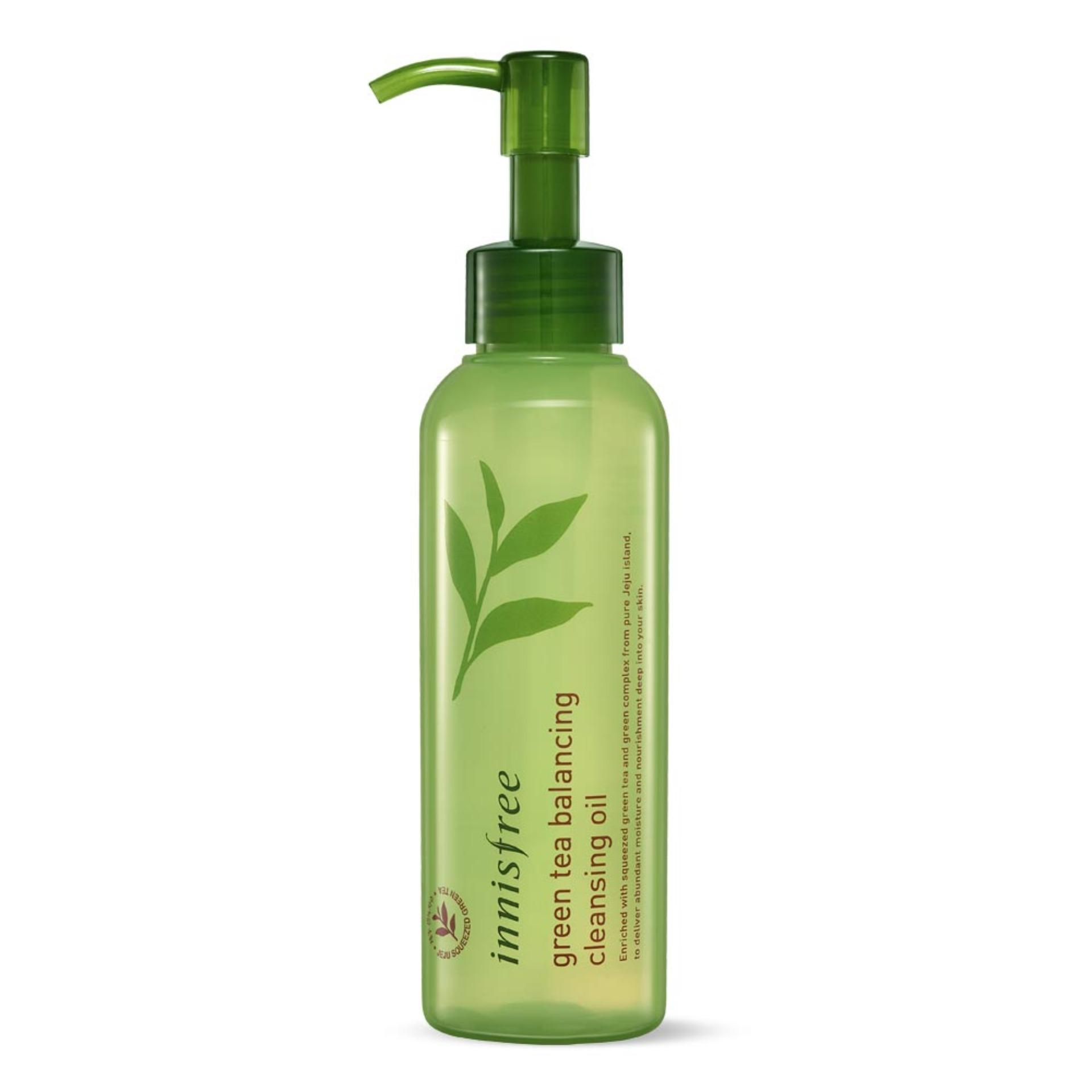 Check For Price Of Innisfree Green Tea Balancing Lotion 160ml Update Special Kit 4 Items Cleansing Oil 150ml