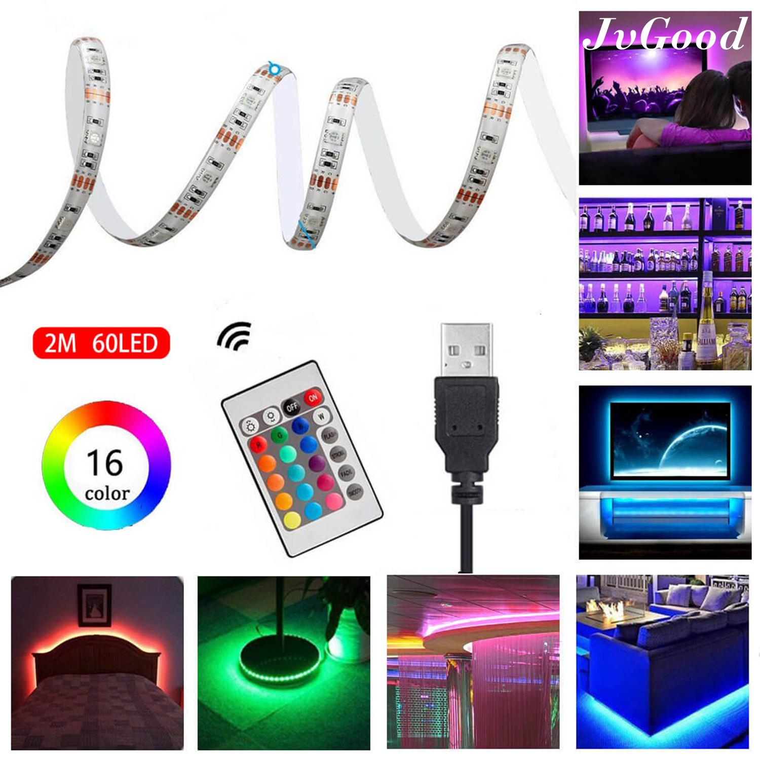 Led Lighting For Sale Lamps Prices Brands Review In Digital Rgb Weatherproof Strip 60 1m Jvgood Waterproof Tv Backlight 5050 Changing Color Kit Usb Power