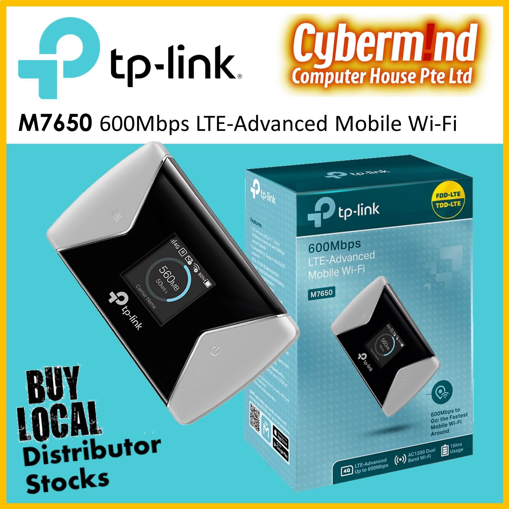 Latest Tp Link Mobile Broadband Products Enjoy Huge Discounts M7350 4g Lte Advanced Wifi Mifi Tplink M7650 600mbps Wi Fi