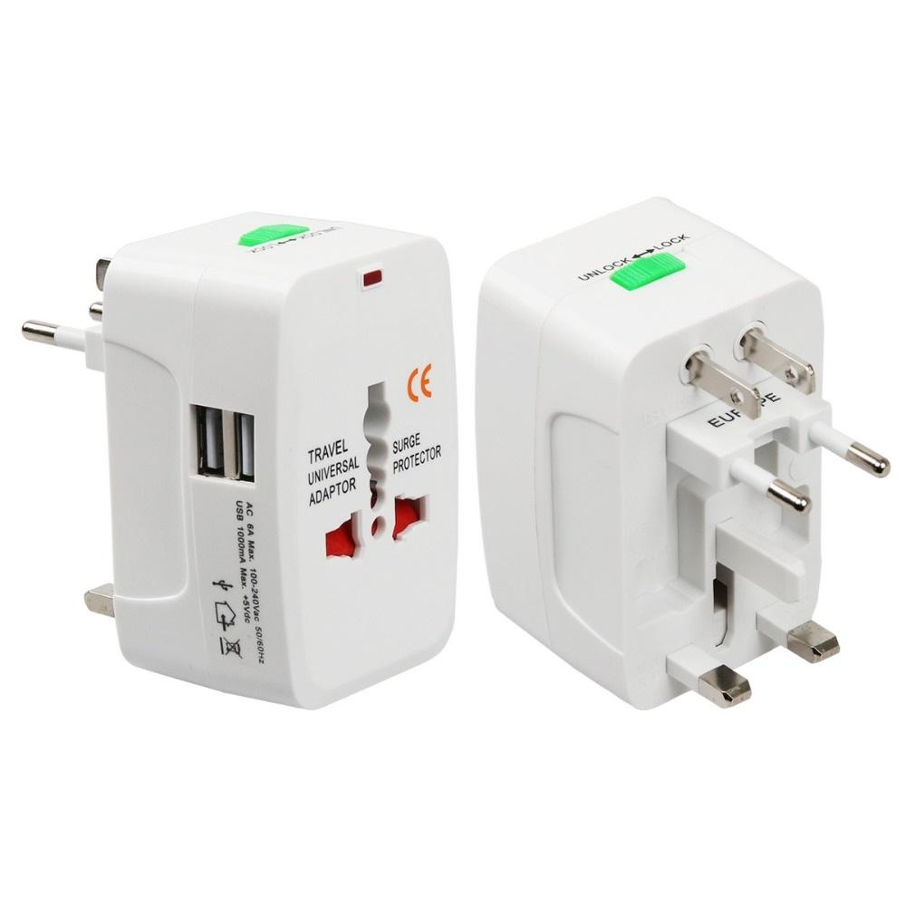 Buy Travel Adapters | Travel Converters | Lazada