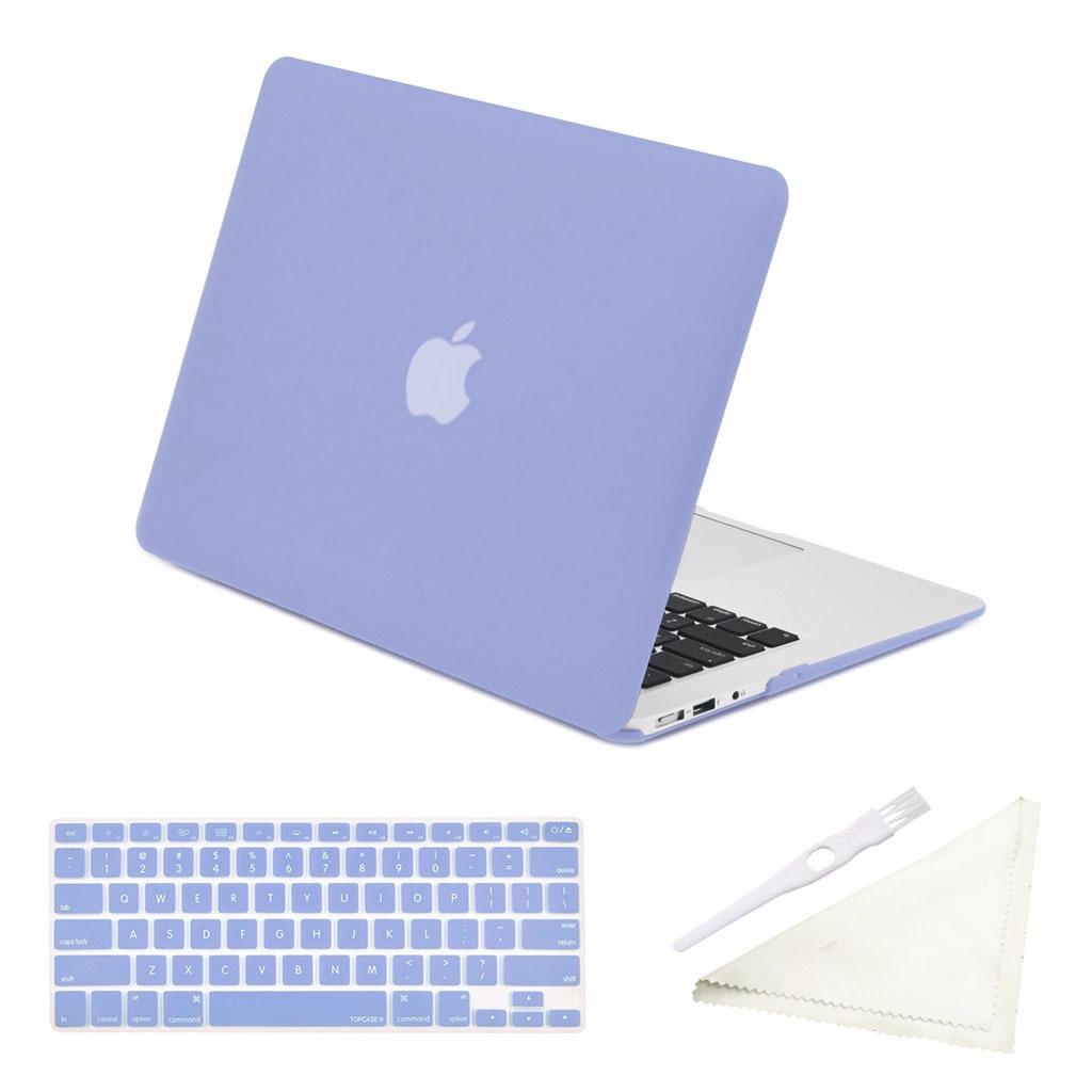 Top 10 Macbook Air 13 Case Crystal Clear Plastic Hard Shell Case Cover Bundle For Apple Macbook Air 13 A1369 A1466 Contains Keyboard Cover And Cleaning Tools