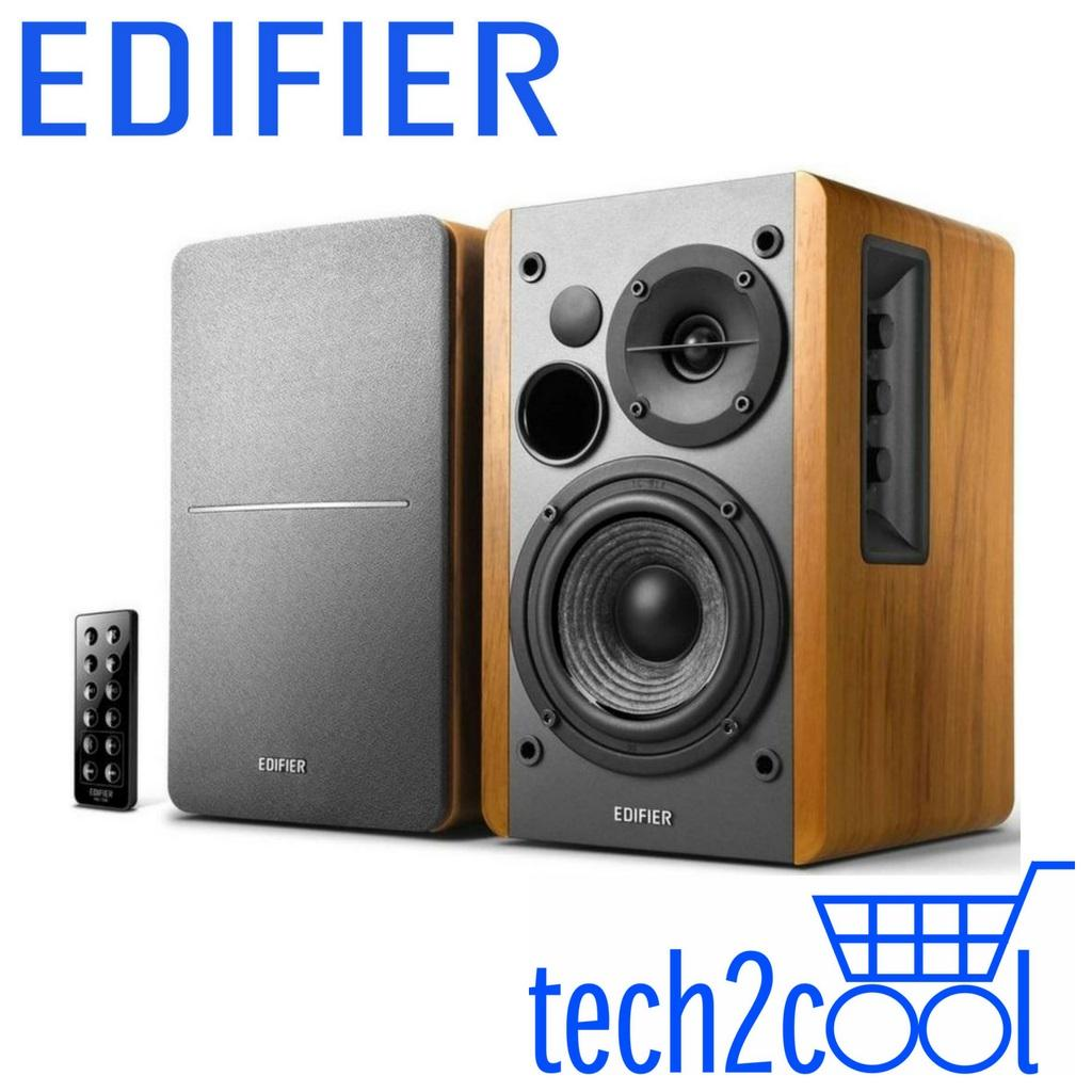 Edifier R1280DB Brown Bluetooth Bookshelf Speakers #Promotion #AtLeast20PercentOff