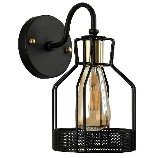 How To Get Simple Classic Decoractive Wall Lamp Black