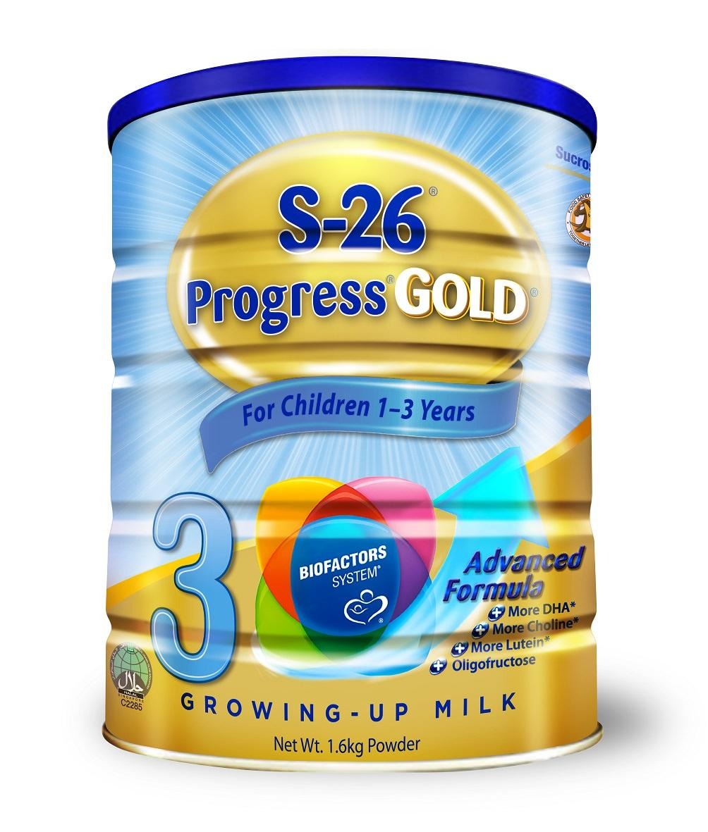 Discount Wyeth Nutrition S 26 Progress Marigold Stage 3 1 6Kg S 26 Singapore
