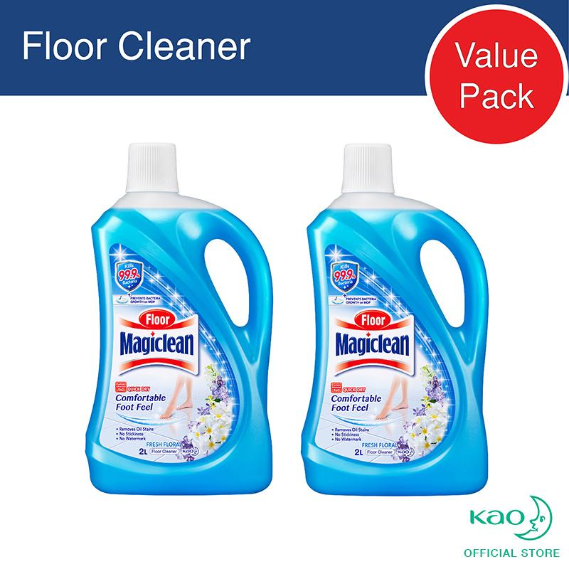 Buy Floor Magiclean Fresh Floral 2L Set Of 2 Magiclean Cheap