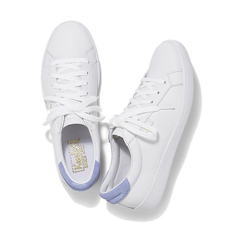 For Sale Keds Ace Ltt Leather Sneakers Wh58087