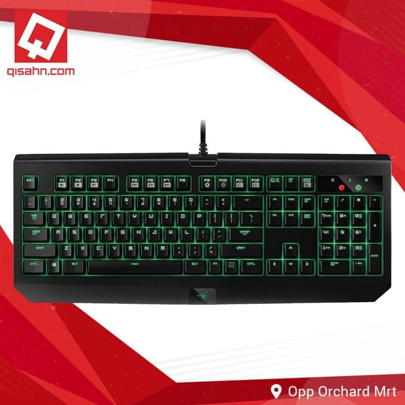 Razer Blackwidow Ultimate 2018 Mechanical Gaming Keyboard Singapore