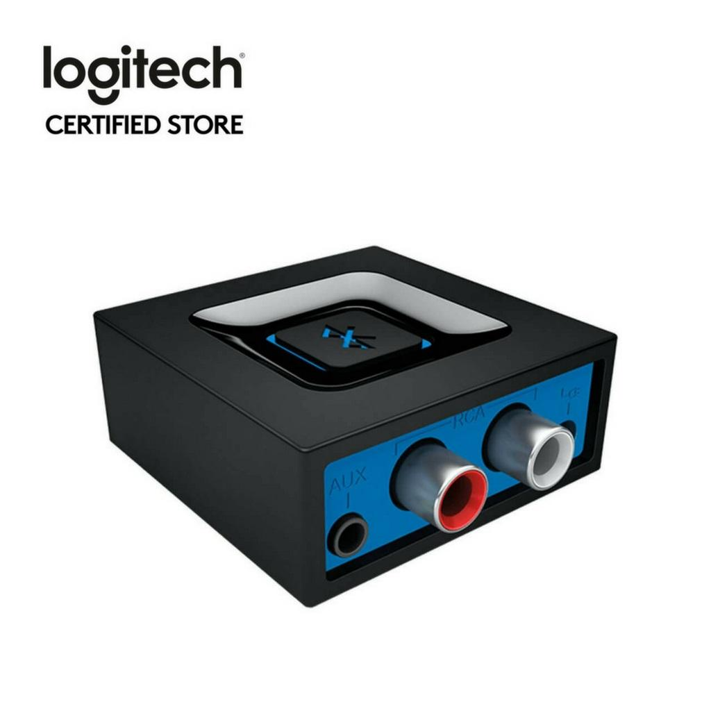 Review Logitech Bluetooth Audio Adapter For Bluetooth Streaming Iphone Android On Singapore