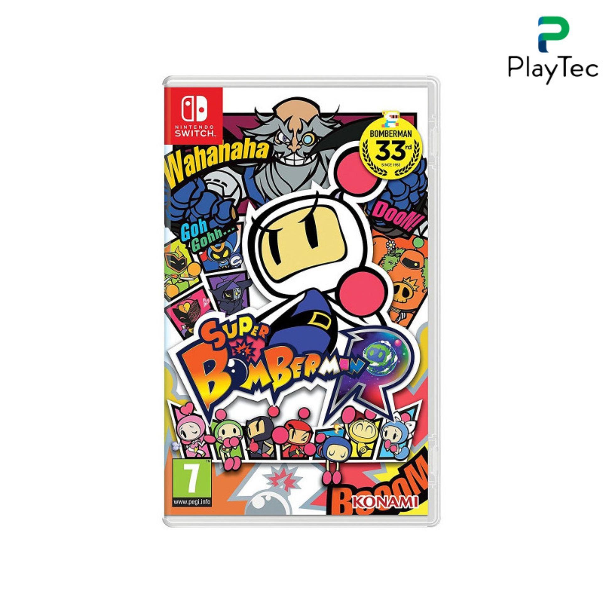 Sale Nintendo Switch Super Bomberman R R2
