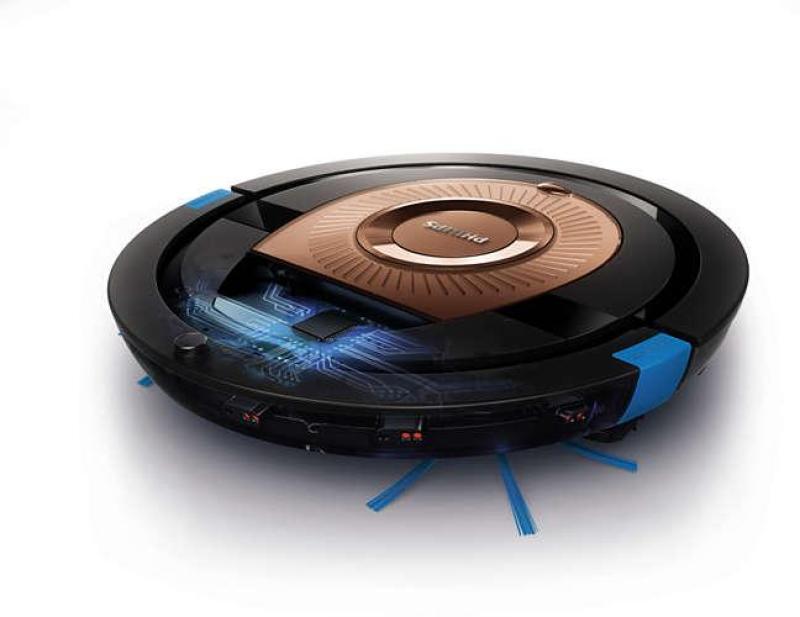 Philips SmartPro Compact Robot Vacuum Cleaner FC8776 Singapore