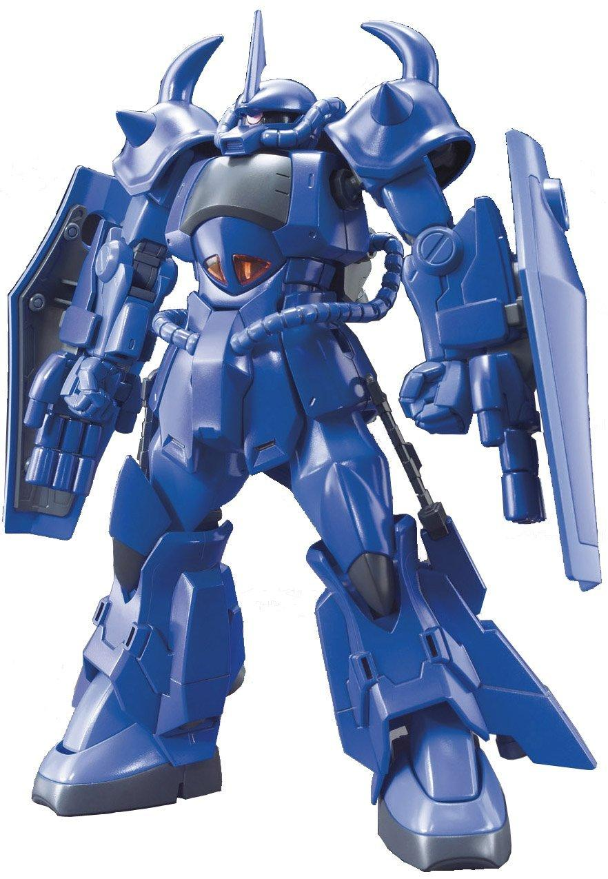 Review Bandai Hgbf 1 144 Gouf R35 Singapore