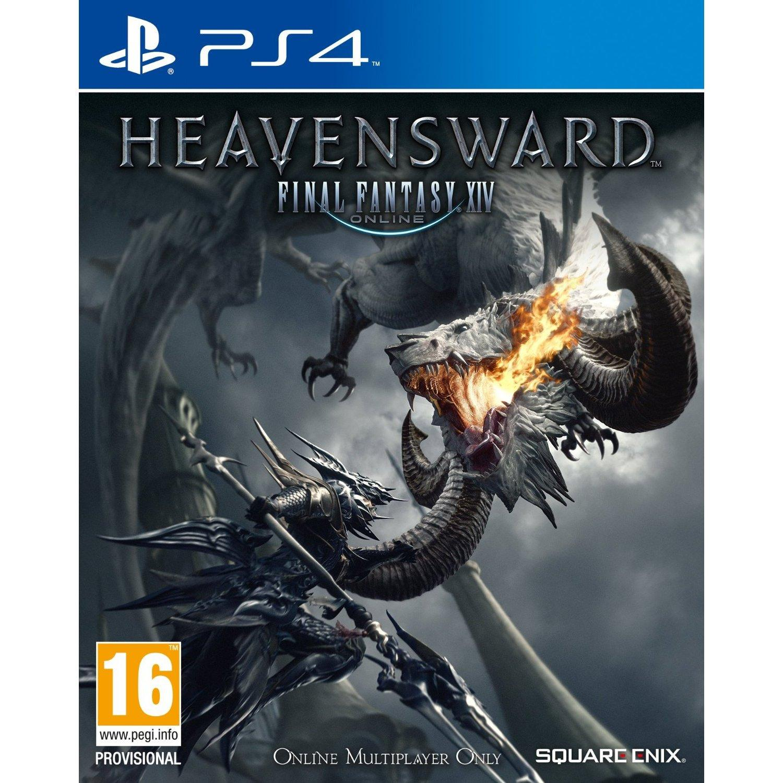 Sale Ps4 Final Fantasy Xiv Heavensward English R2 Europe Square Enix Branded
