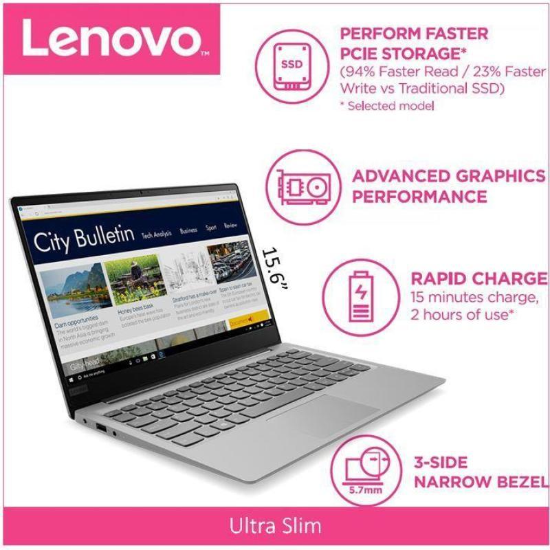Lenovo IdeaPad 530S(Thin&Light)14.0 FHD  IPS / I5-8250U MIDNIGHT BLUE 2 Year Local Warranty