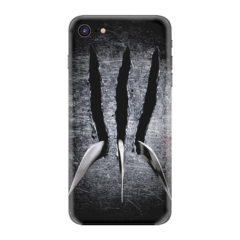 Apple ID 6 S HP pelindung layar belakang pelindung stiker iPhone6 plus pelindung .