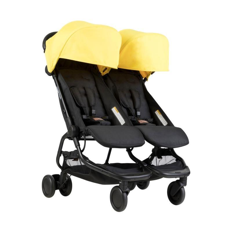 Mountain Buggy Nano Duo Stroller from Authorised Retailer Singapore