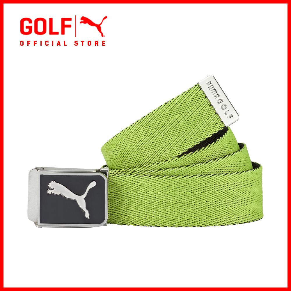 Discount Puma Golf Mens Cuadrado Web Belt