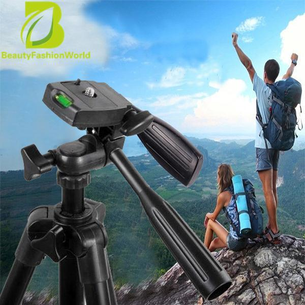 Best Price New Professional Camera Tripod Stand For Canon Most Digital Cameras Camcorder