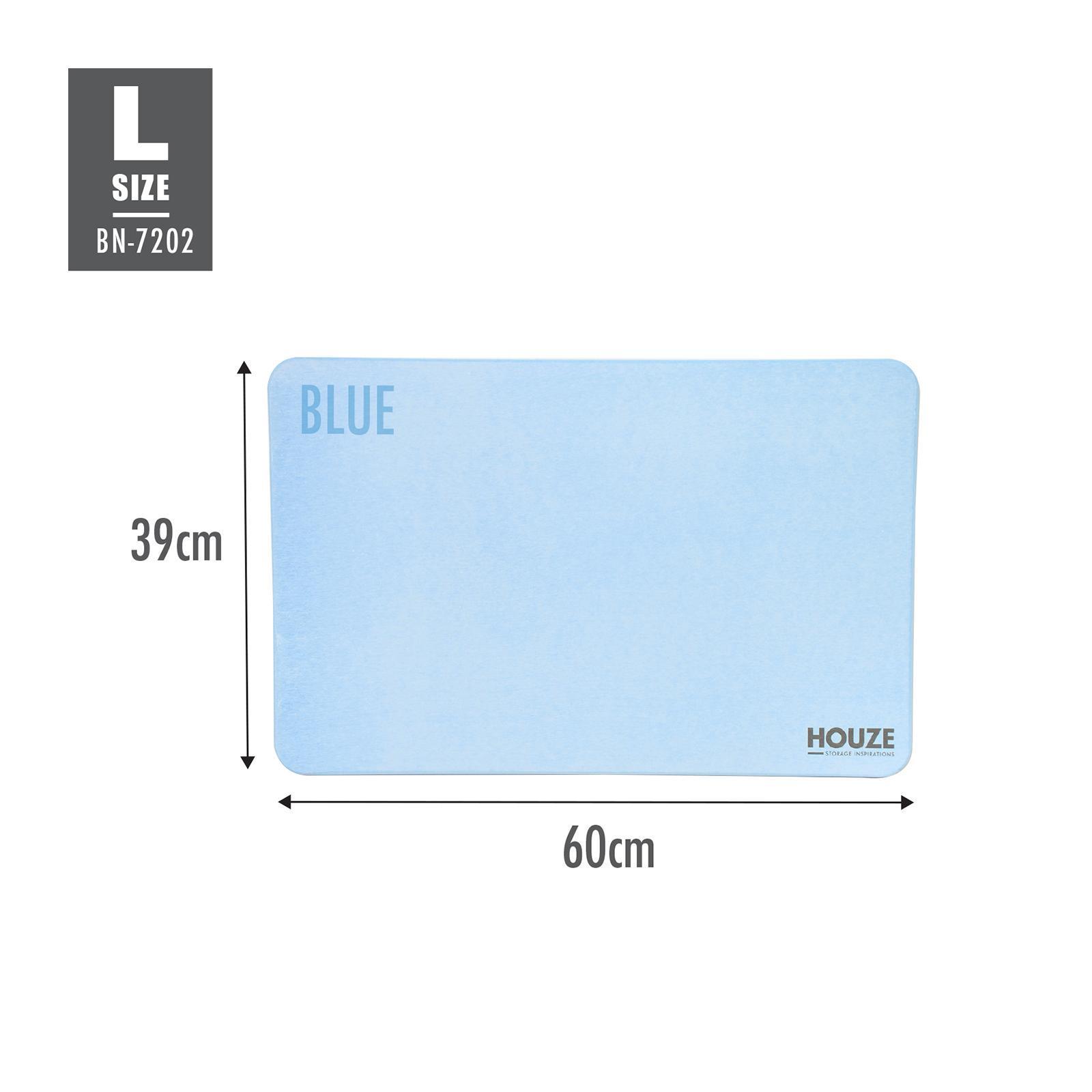 Buy Houze Diatomite Absorbent Mat Large Beige Houze Original