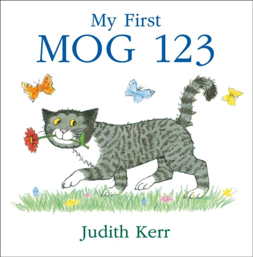 Price Comparisons For My First Mog 123 Author Judith Kerr Isbn 9780008282646