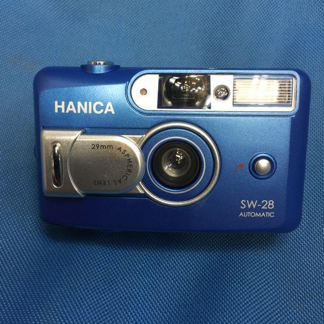 Hanica Sw28 Compact Camera Review