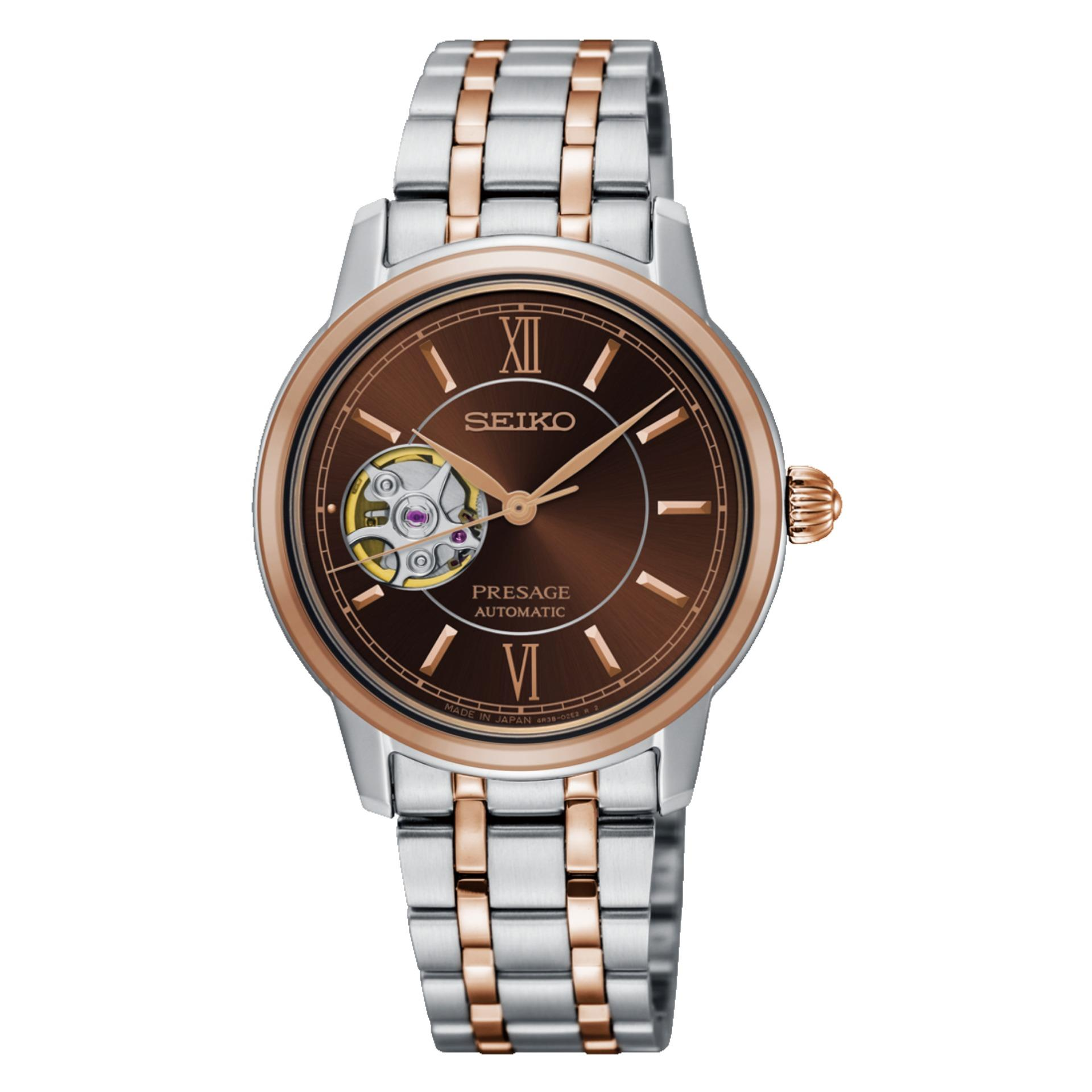 the best attitude bbb4c 26ee7 Seiko PRESAGE Automatic Ladies Watch SSA808J1