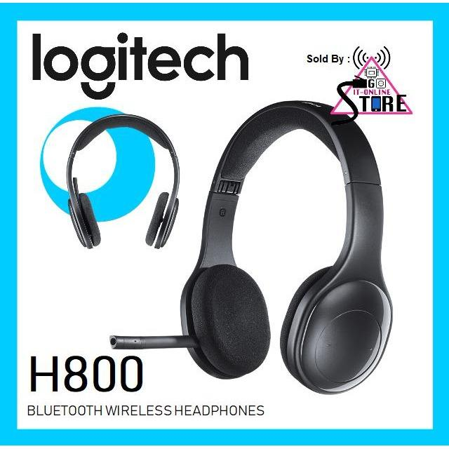 Best Buy Logitech Wireless Headset H800