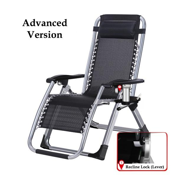 Compare Price Recliner Chair Advanced On Singapore