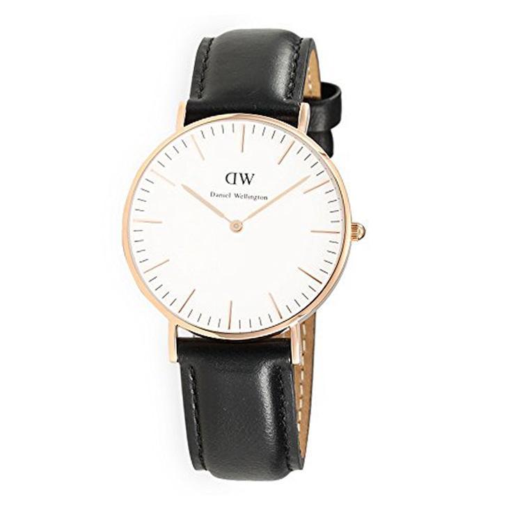Sale Daniel Wellington Classic Sheffield 36Mm Rg Watch Dw00100036 On Singapore