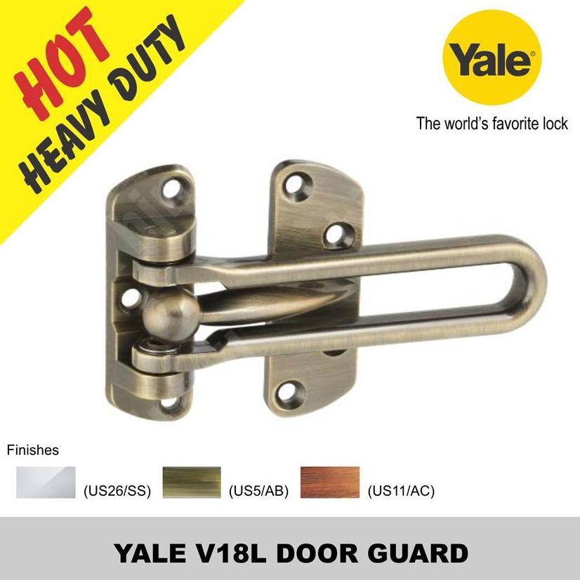 Best Buy Yale Door Guard V18L