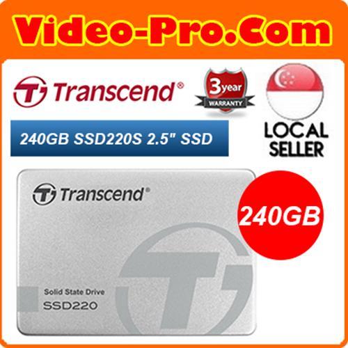 Transcend Ssd220S 240Gb 2 5Inch Sata Iii Tlc Internal Solid State Drive Ssd Ts240Gssd220S Shop