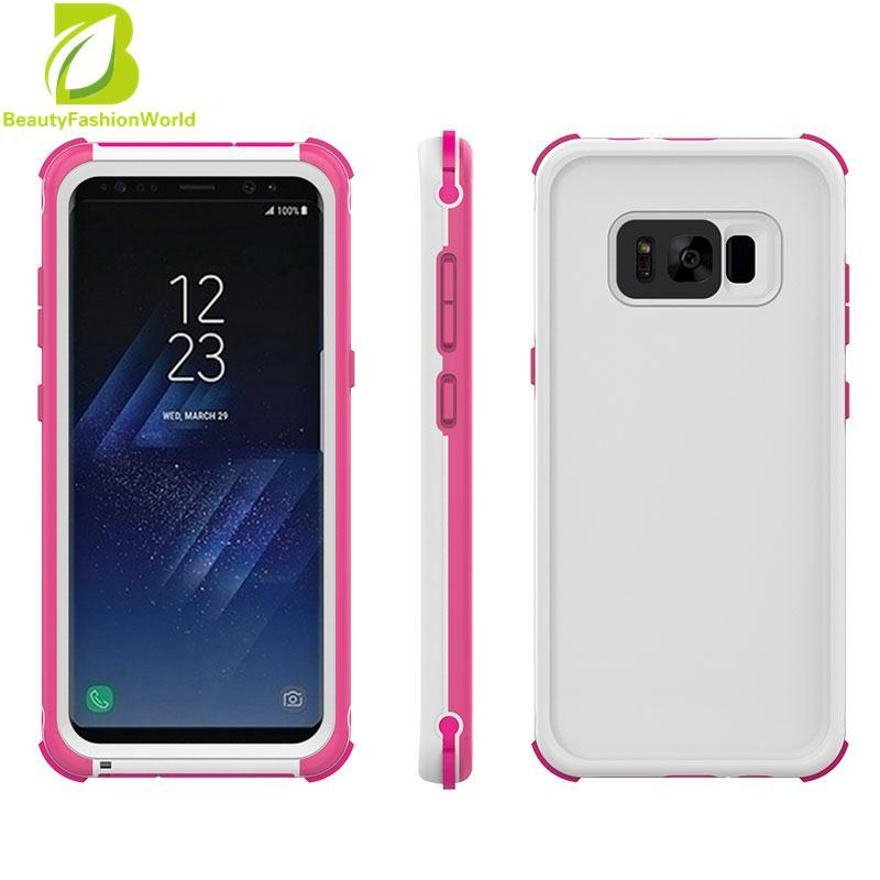 Recent Universal Waterproof Diving Underwater Cover Case Pouch Anti Drop For Samsung S8 Intl