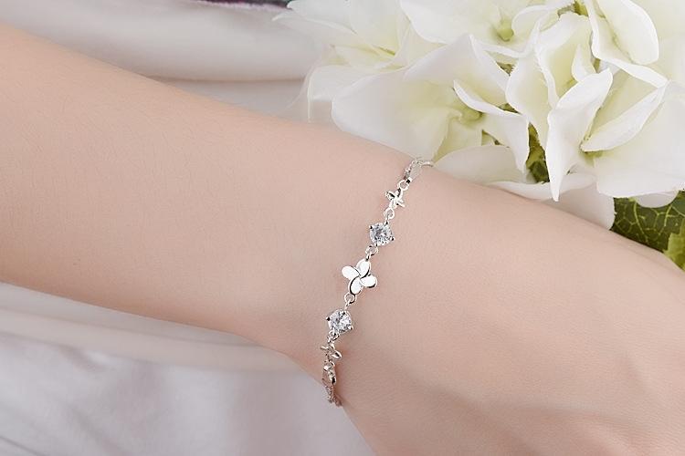 【Ungu muda】Departemen Manis Asli Pan Jiafeng Borgol Lady Millet Pearl Natural Crystal Beaded Gelang Vintage Leaf Bracelet