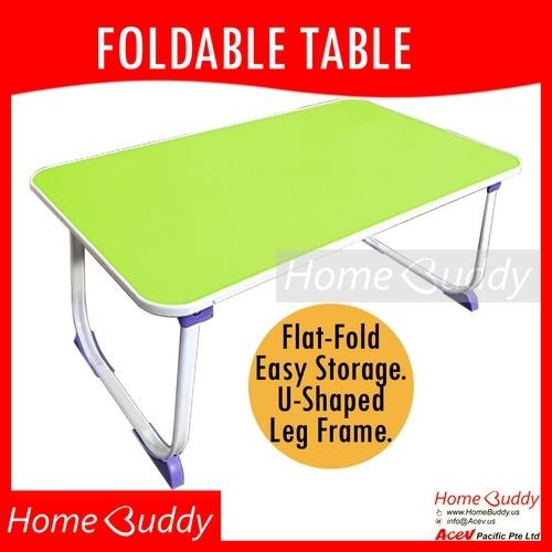 Buy Table Foldable U Leg 57X34X27Cm Ready Stocks Sg Reach You 2 To 4 Work Days Homebuddy Acev Pacific Computer Table Study Table Drawing Table Side Table Coffee Table Floor Chair Table Height Adjustable Foldable Table Folding Table