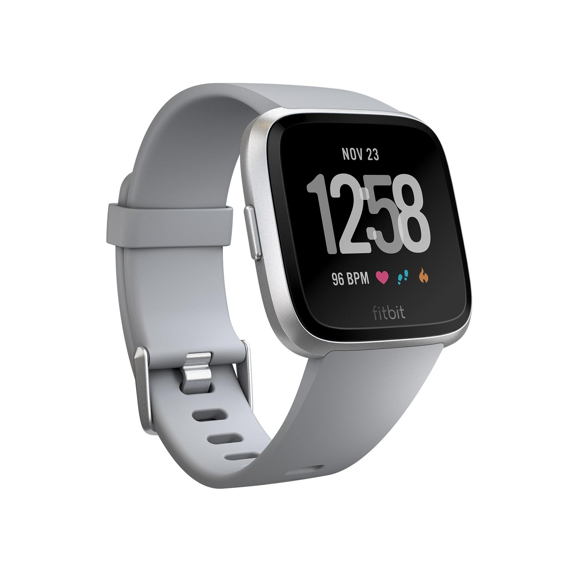 Who Sells The Cheapest Fitbit Versa Watch Heart Rate Activity Tracker 2 Sizes In Box Online