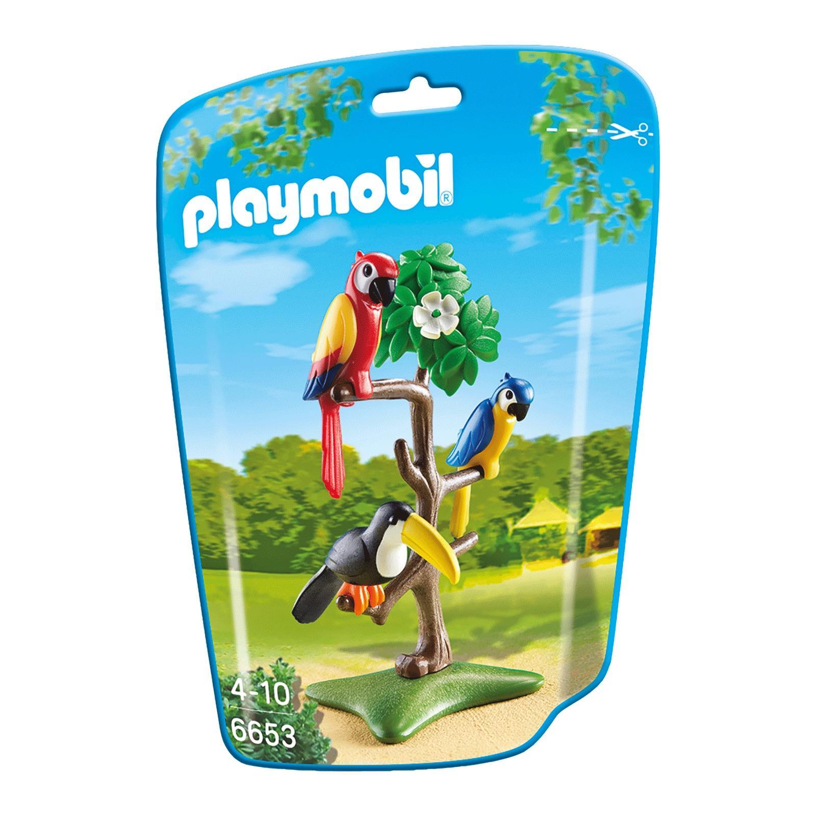 PLAYMOBIL 6653 Tropical Birds