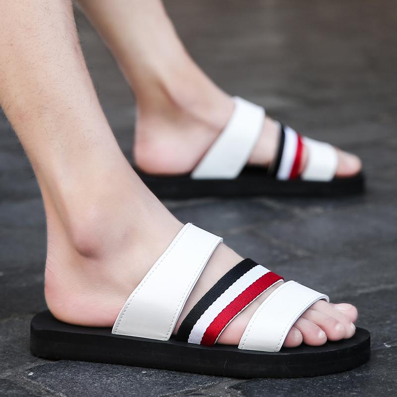 Price Couple S Korean Style Male Summer Sandals Slippers Oem