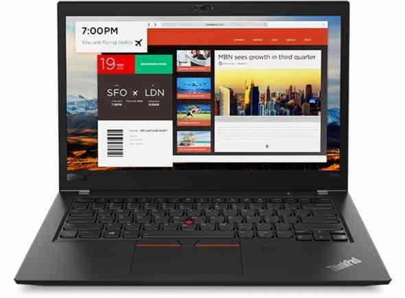 Lenovo Thinkpad T480s 14 i5 8GB RAM 256GB SSD Win 10 Pro