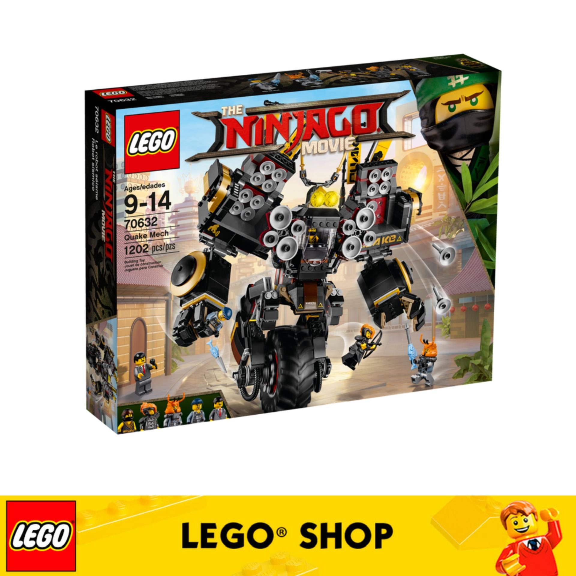 Lego® Ninjago Quake Mech 70632 For Sale