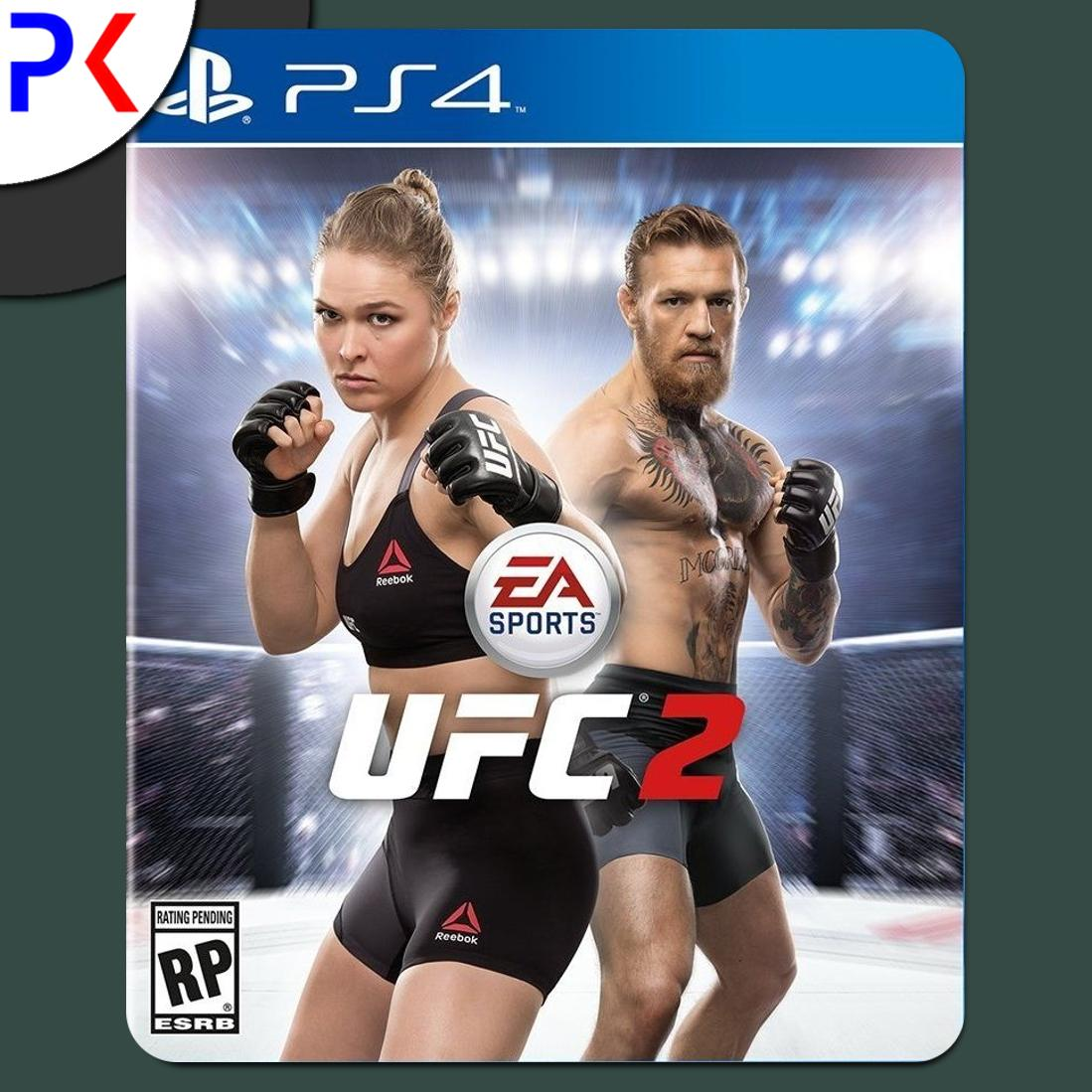 Sale Ps4 Ea Sports Ufc 2 R3 Electronic Arts Branded