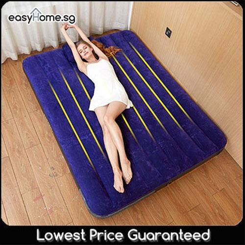 Intex Airbed 68759 Super Queen Inflatable Mattress Promo Code