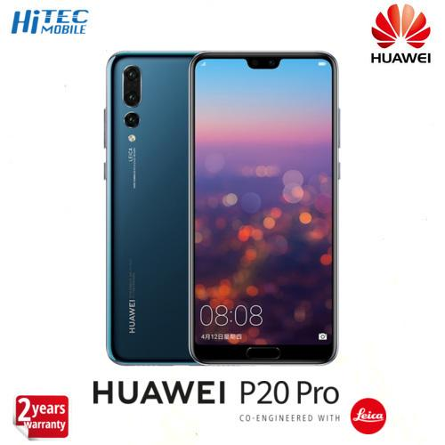 Price Compare Huawei P20 Pro 6Gb 128Gb 2 Years Huawei Sg Warranty