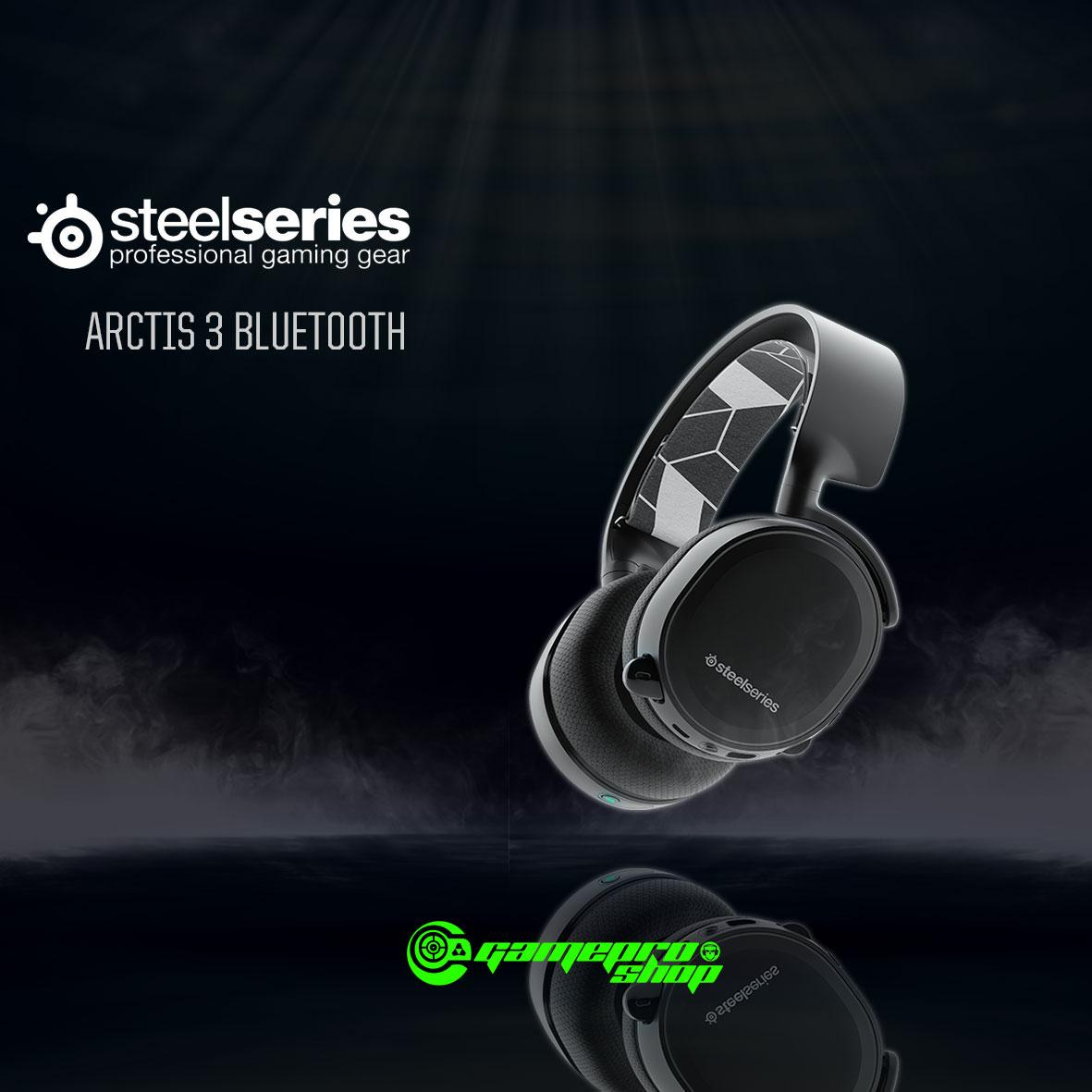 Steelseries Arctis 3 Bluetooth Headphone Black Gss Promo On Line