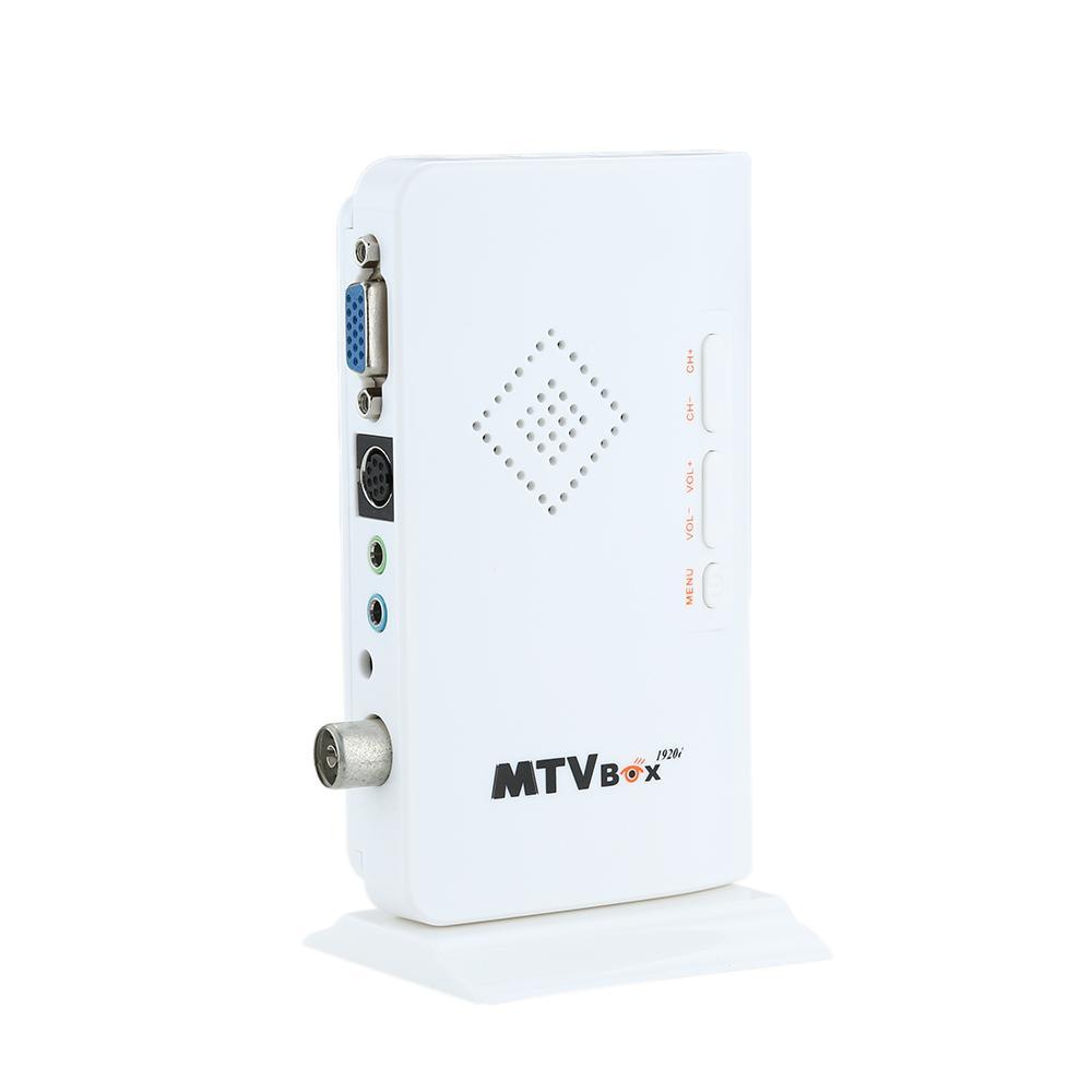 Harga Tv Tuner Untuk Monitor Komputer Terbaru Daftar Gadmei 3810 For Crtlcd Portable Crt Kotak Lcd 1080 P Analog Digital