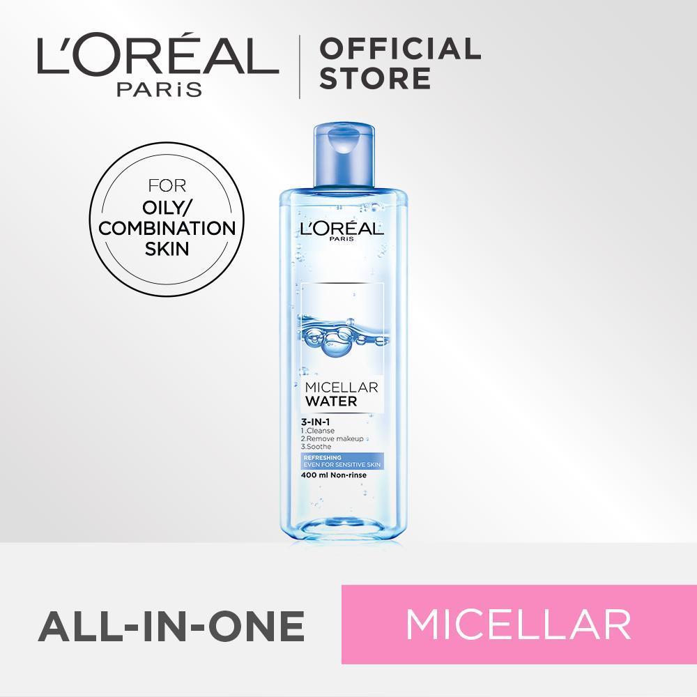 Lowest Price L Oreal Paris Refreshing Micellar Water 400Ml