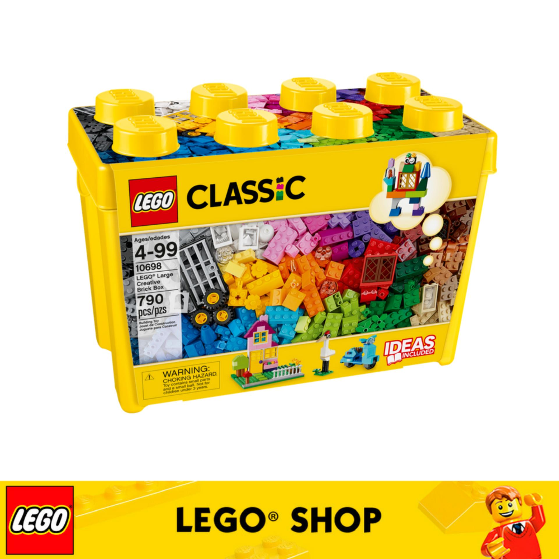 Get The Best Price For Lego® Lego Classic Lego® Large Creative Brick Box 10698