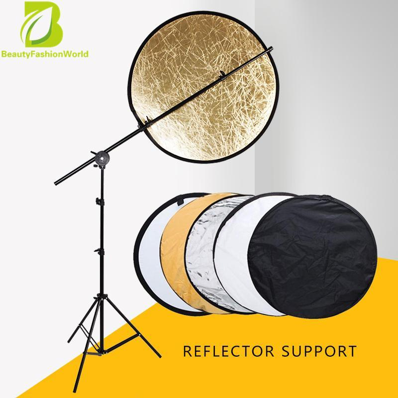 Best Rated Round 80Cm 5 In 1 Flash Photo Studio Collapsible Light Reflector Handheld Intl