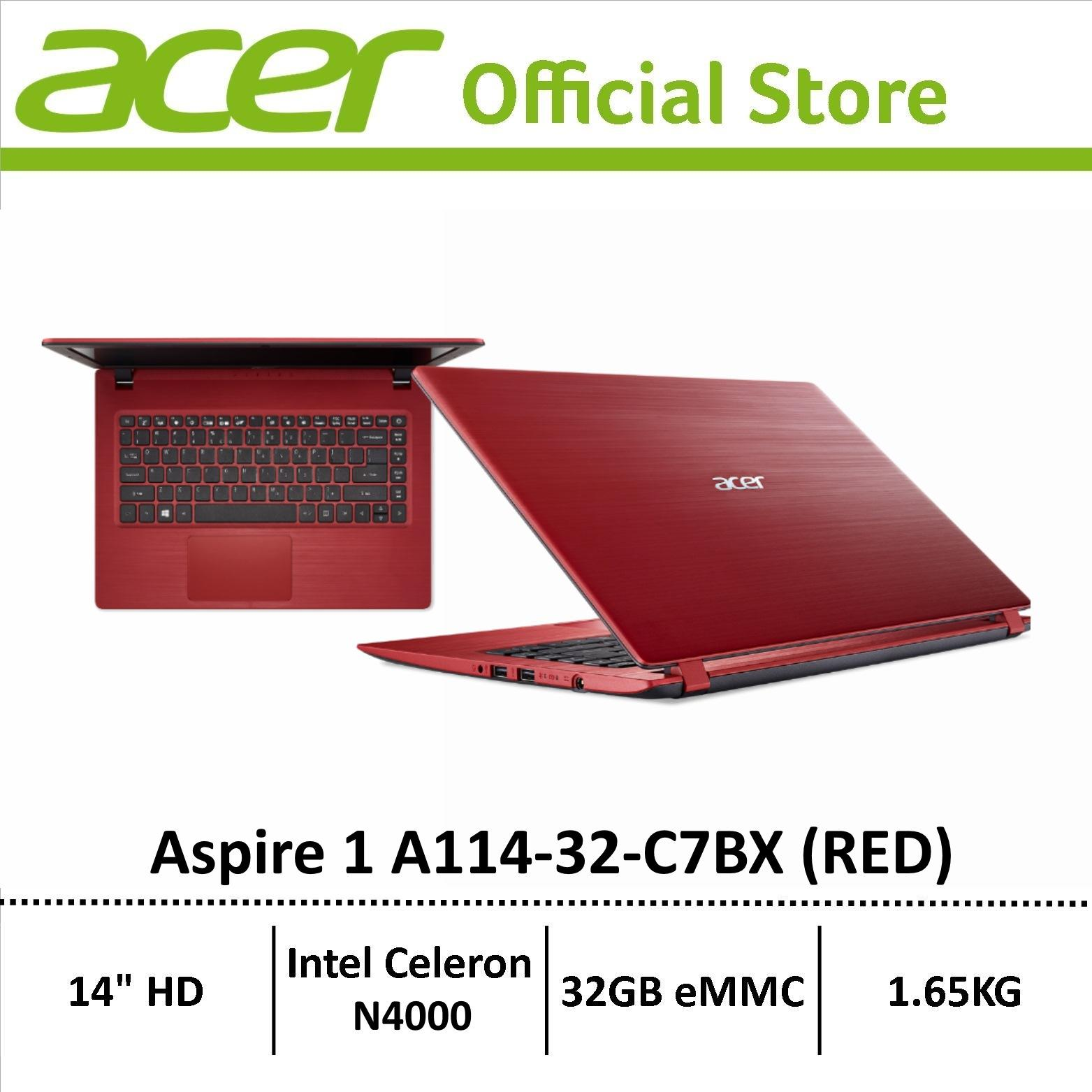 Deals For New Acer Aspire 1 A114 32 14 Hd 4Gb Ram 32Gb Emmc W10 Light Weight Laptop Free Mso 365P Online Exclusive