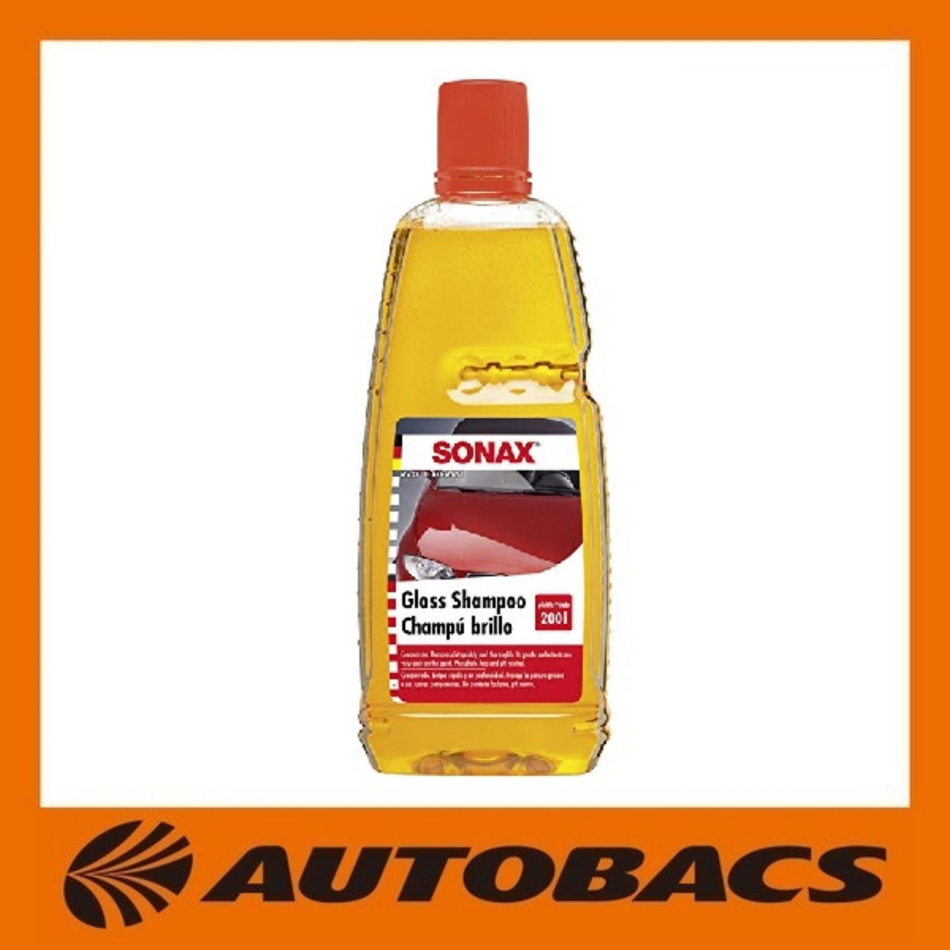 Sonax Gloss Shampoo Promo Code