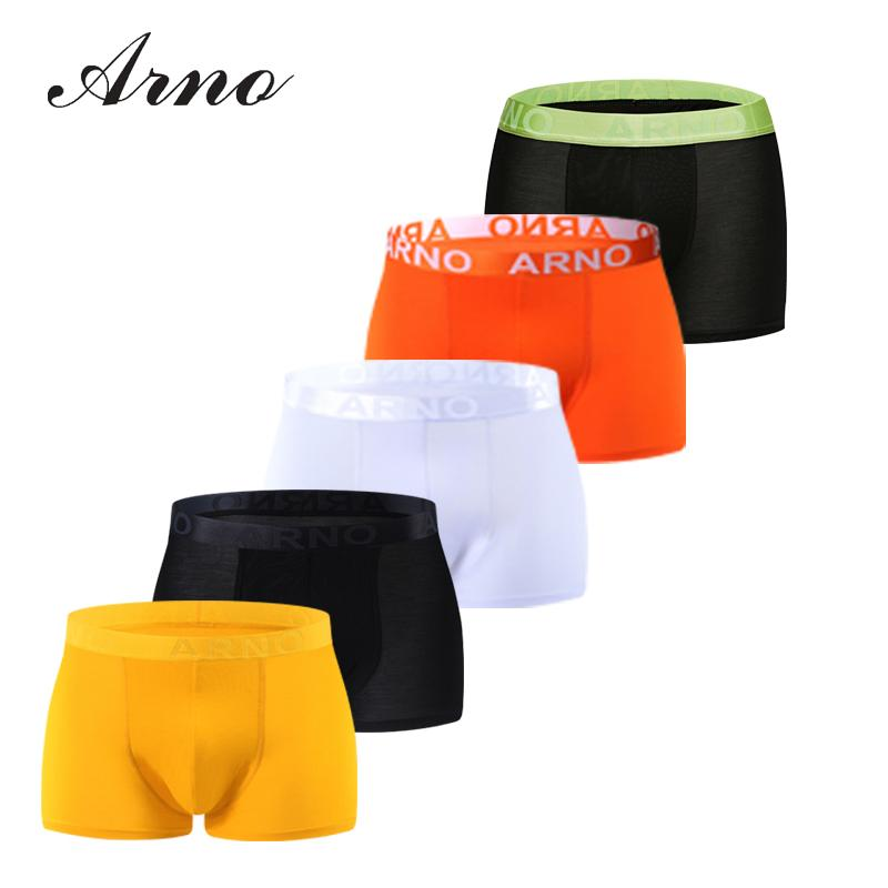 Arno Men S Boxer Push Up Comfortable Underwear Set Of 5 Export Coupon Code