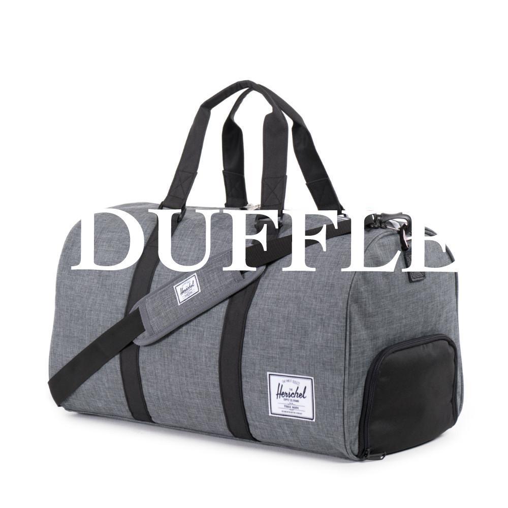 GSS limited time sale Herschel Supply Co. Novel Duffle Bag Weekend Bag Gym 2bd0885ad06e3